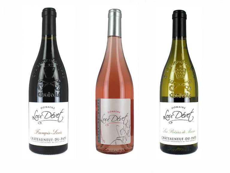 PHOTOS VINS DOMAINE LOU DEVET