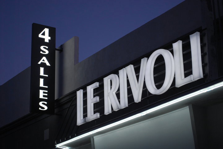 CINEMA LE RIVOLI